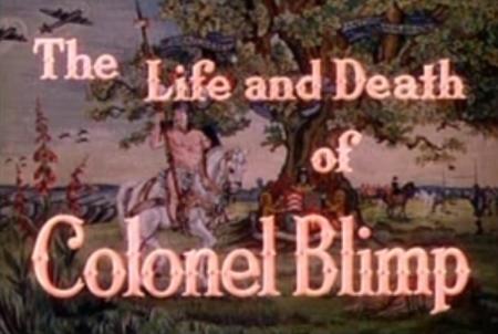 Colonel Blimp Title
